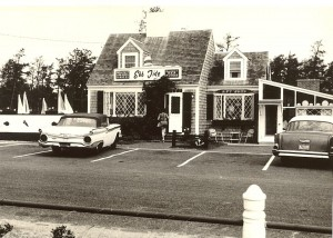 Traditional Cape Cod Cuisine since 1959 at Ebb Tide Restaurant